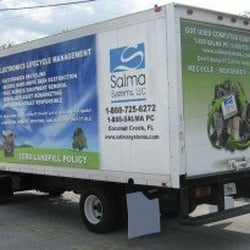 Salma POS Systems and Computer Recycling